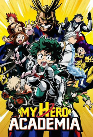 My Hero Academia Episodes English Dubbed - Tagged